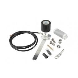 "UG12158-15B4 - Universal Grounding Kit for 1/2"" - 1-5/8"" Corrugated Coax Cable"