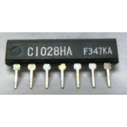 UPC1028HA Pll/audio IC, Toshiba