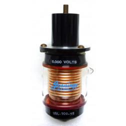 USL-500-5S  Vacuum Variable Capacitor, 4-500pf 5kv, Jennings (Like New)