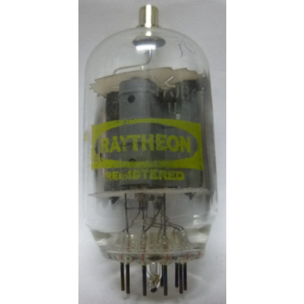 17JB6 Tube, Beam Power Amplifier, US brand