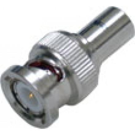 000-46650-75RFX  DUMMY LOAD, BNC MALE, 1w, 75 ohm, Amphenol/RF