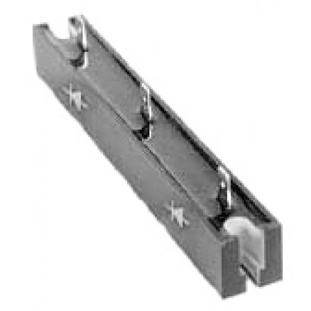 24050 HIGH VOLTAGE RECTIFIER BLOCK WITH MOUNTING SLOTS, 1.2 amp, 32kv-piv