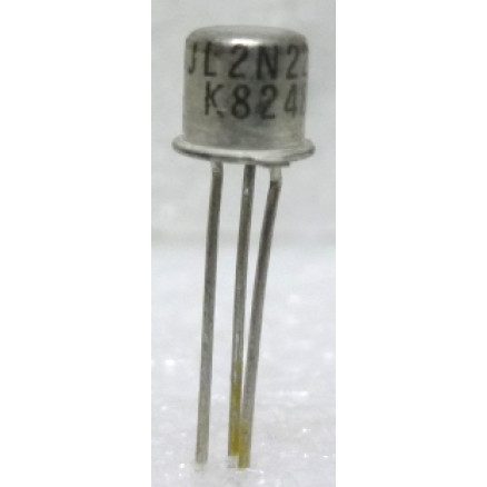 2N2222A/M  Transistor, Metal Can, General Purpose, NPN Silicon,  Motorola