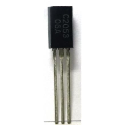2SC2053 NPN Epitaxial Planar Transistor, 175 MHz, 13.5 V, 0.15 W, Mitsubishi