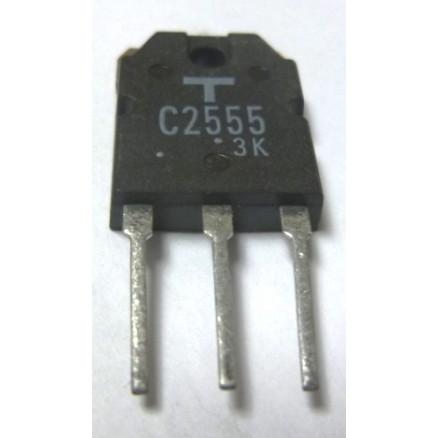 2SC2555 Silicon NPN Power Transistors, Toshiba