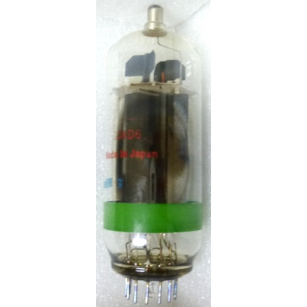 30KD6-SYL Tube, Beam Power Amplifier,  Select Green Band (Japan), Sylvania / PhilipsECG