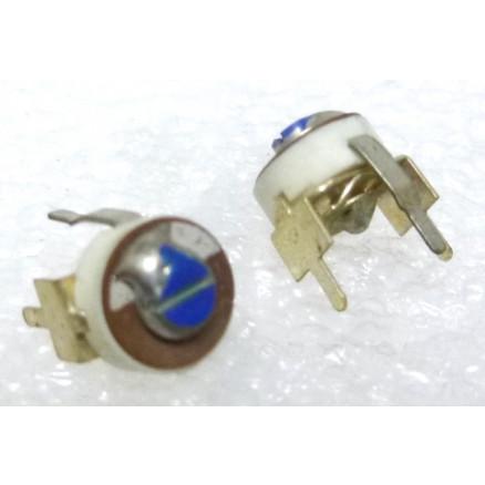 3810-23 Capacitor, ceramic trimmer, 2.8-23 pf