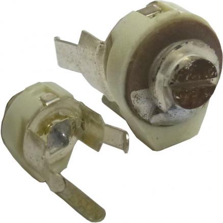 3810-45 Capacitor, ceramic trimmer, 5.0-45 pf