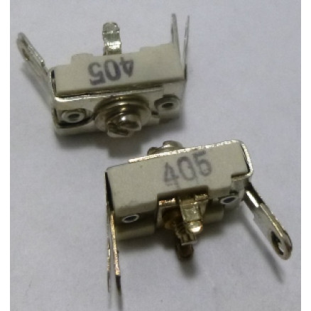 405 Capacitor,  Compression Mica Trimmer 16-90 pf, ARCO type