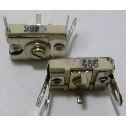 466 Trimmer Variable Compression Mica Capacitor 105 480