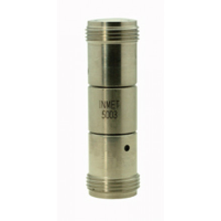 5003 In Series Precision Adapter, Type-N Female to N Female Barrel, 0-18 GHz, Aeroflex