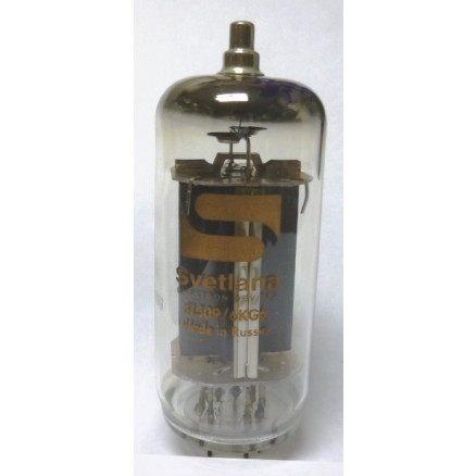 6KG6-RUS  Transmitting Tube, 6KG6 / EL509 / EL519, Beam Power Amplifier , Russian  6PI45C