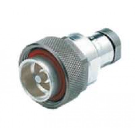 716M50B14X  7/16 DIN Male connector for EC1-50HF Cable, Eupen
