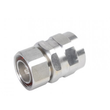 "78EZDM 7/16 DIN Male EZfit® Connector     for 7/8"" AVA5-50 cable, ANDREW"