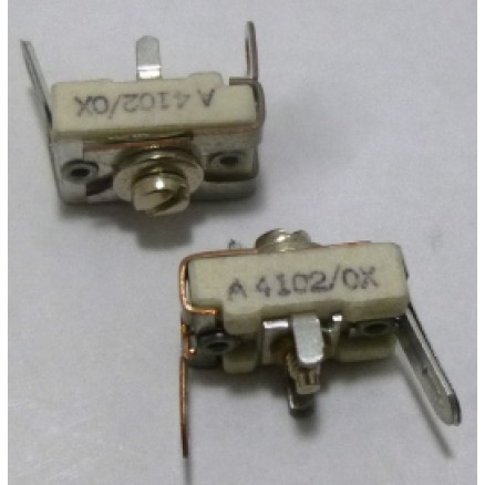 A4102 Ox Trimmer Variable Compression Mica Capacitor 4