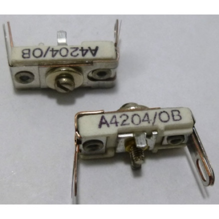 A4204/OB Trimmer, compression mica, 20-150 pf (424)