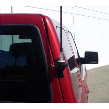 RFP4B 4' Firestick Antenna w/ Diamond Antenna Trunk Mount