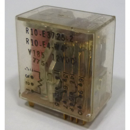 AZ421-1011-IT Relay, american zetler 4pdt