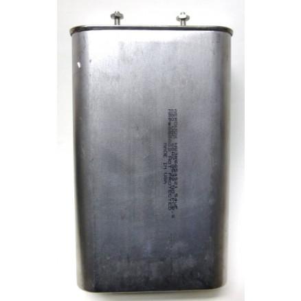 H83R665 54uf 660 ovac aerovox 4 5/8 x 2 5/8 x 8, Weight 5 lbs.