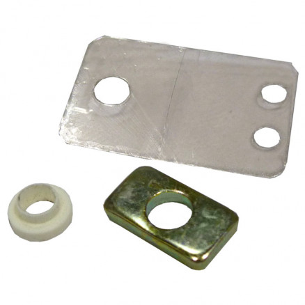 INSULKIT  Transistor Insulator Kit: Includes:  Mica / Shoulder Washer / Hold down Washer