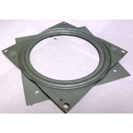 """LAZY SUSAN  Mounting plate, 6"""" Square"""