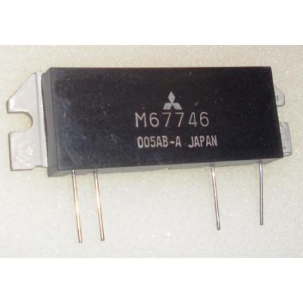 M67746 Power Module, 60w, 144-148 MHz, Mitsubishi