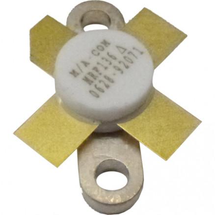 MRF136  Transistor, 15 watt, 28v, 400 MHz, M/A-COM