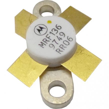 MRF136-MOT Transistor, 15 watt, 28v, 400 MHz, Motorola