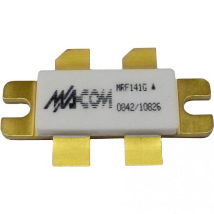 MRF141G-MA Transistor, RF Power FET, 300W, 175MHz, 28V, M/A-COM