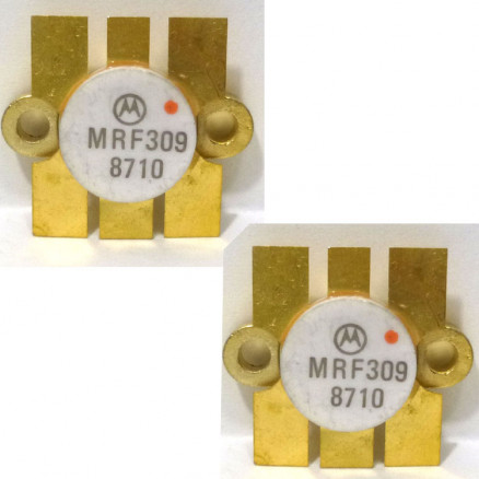 MRF309MP Transistor, 28 volt, Matched Pair
