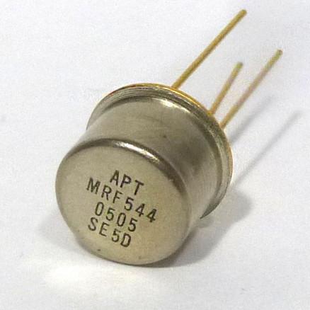 MRF544-APT NPN Silicon RF and Microwave Discrete Low Power Transistor, APT