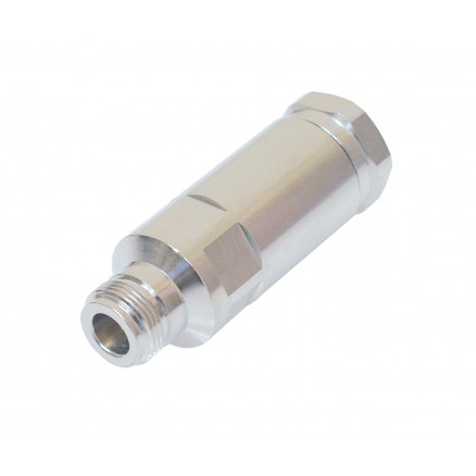 NF12S Type-N Female Connector, FSJ4-50B, Konectz