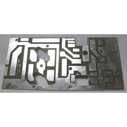 PC500E  Atlas 210X / 215X Printed Circuit Board, Used in Final PA of Radio