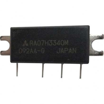 RA07H3340M  RF Power Module, 330-400 MHz, 7 Watt, 12.5v, Mitsubishi