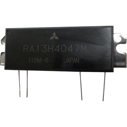 RA13H4047M  RF Module, 400-470 MHz, 13 Watt, 12.5v