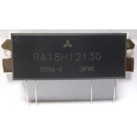 RA18H1213G-101 RF Module, 1240-1300 MHz, 18 Watt, 12.5v,  Mitsubishi