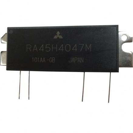 RA45H4047M  RF Module, 400-470 MHz, 45 Watt, 12.5v, Mitsubishi