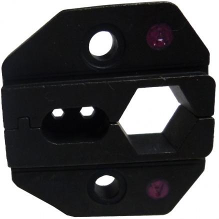 RFA4005-10 Die Set for RG8/RG11/RG213 Cables, Use with RFA4005-20 Handle, RF Industries