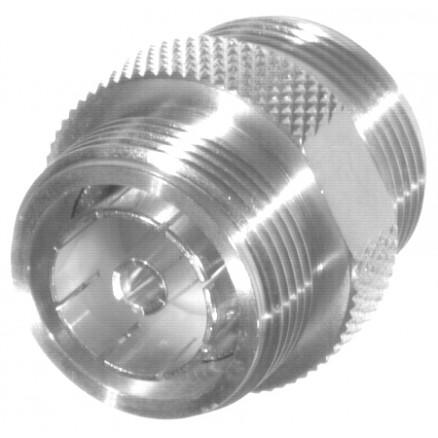RFD1653-2  7/16 DIN In Series Adapter, Female to Female,  RF Industries