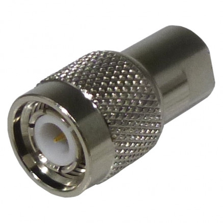 RFE6108 Between Series Adapter, FME Male to TNC Male, RF Industries
