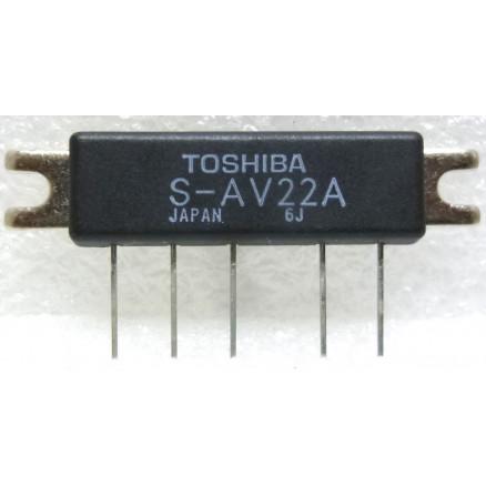 SAV22A - Power Module 144-148MHz, Toshiba