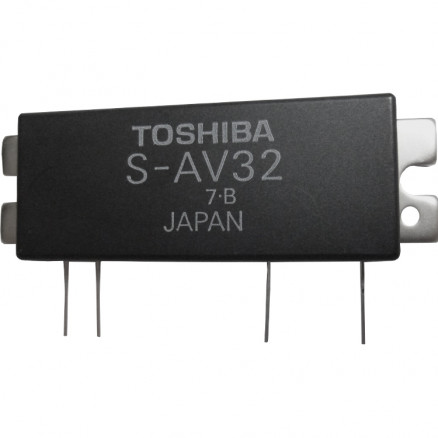 SAV32 - Power Module 133-174MHz, Toshiba (Early Version)
