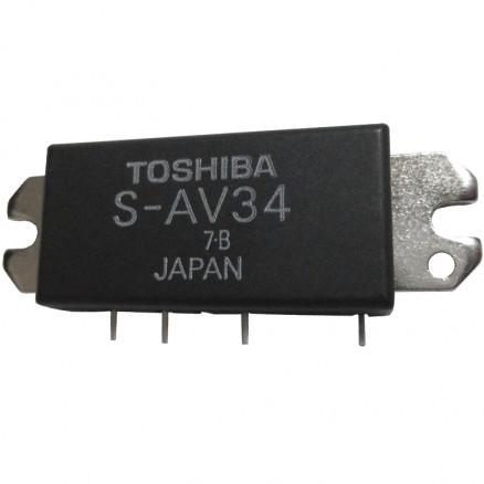 SAV34 - Power Module 150-165MHz