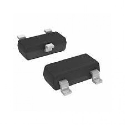 SO2907A  Small Signal PNP Transistor, Surface Mount, SGS/Thomson