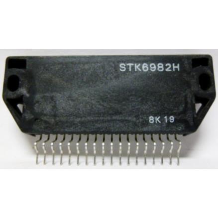 STK6982H   4 Phase Stepping Motor Drive