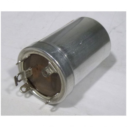 TVL1820 Capacitor 40 uf 475v can, twist lock, Sprague