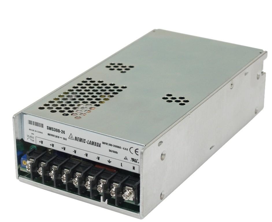 Sws300 24 Power Supply Switching 24vdc Nemic Lambda
