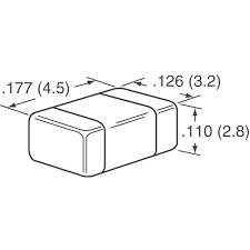 1812 series dimensions