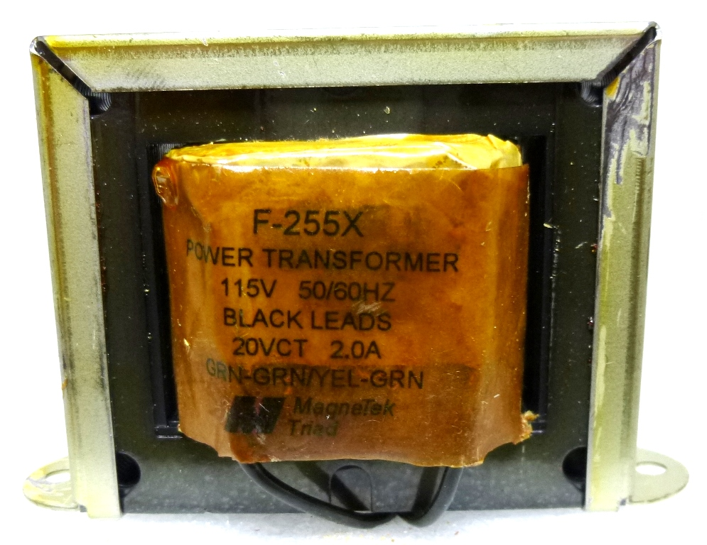 F-255X Transformer