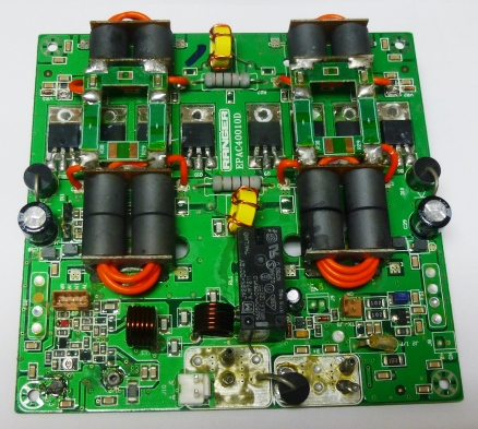 RF Amp Board